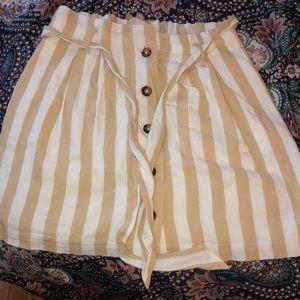 Medium Ultra High-Rise Hollister Skirt